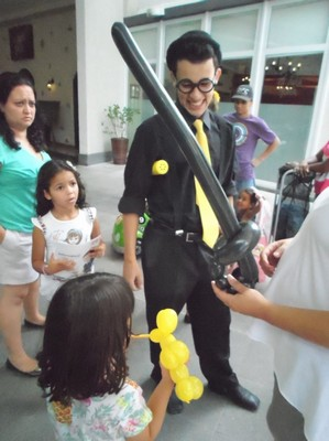 Festa Empresarial Recreação Caraguatatuba - Recreação de Festa em Empresas