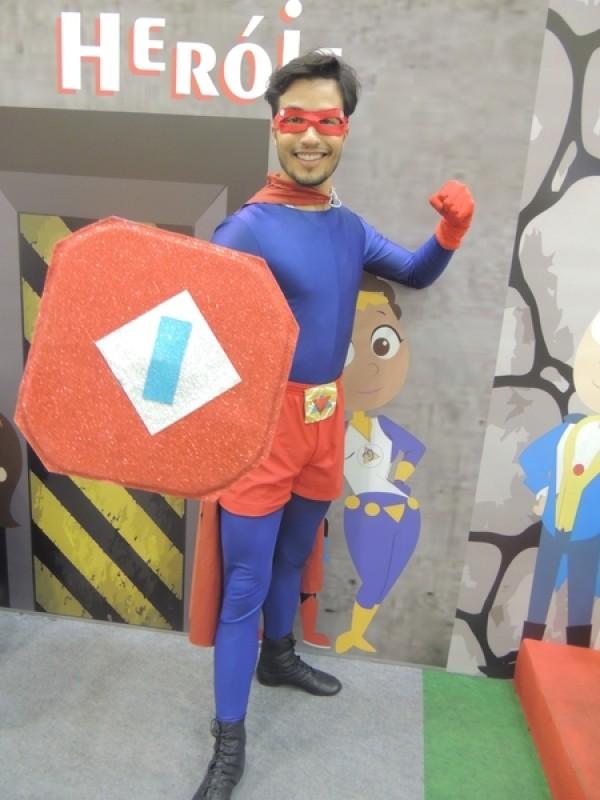 Personagens Vivos Festa Orçamento Vila Formosa - Personagens para Animação de Festa Infantil