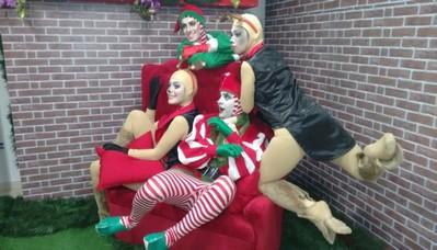 Quanto Custa Contratar Papai Noel para Shopping Ibirapuera - Personagens de Coelho da Páscoa