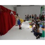 apresentação de teatro empresarial Mandaqui