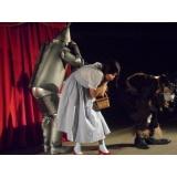 apresentação de teatro infantil em aniversários preço Mandaqui