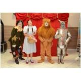 apresentação de teatro infantil em aniversários Vila Matilde
