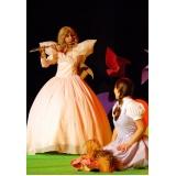 apresentação de teatro infantil em festas Arujá