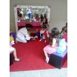 atividades recreativas em festas em sp Vila Prudente