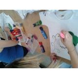 atividades recreativas para escolas Campo Grande
