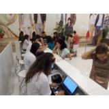 atrações para festa infantil Campo Grande