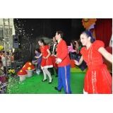 atrações para festas corporativas Tucuruvi