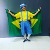 contação de história para crianças Raposo Tavares