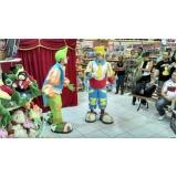 contratação de evento circense para crianças Santos