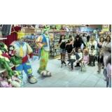 contratar evento circense para crianças Jardim América