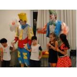 empresa para animação de aniversário infantil Ibirapuera