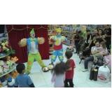 evento circense para crianças