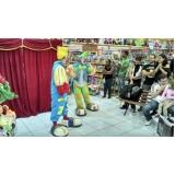 evento circense para crianças Tucuruvi