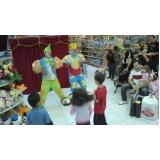 eventos circenses para crianças Penha