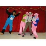 festas infantis com teatro Campo Belo