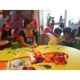 oficina de artesanato contratar Ibirapuera