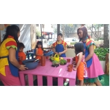 oficina de pintura infantil Cotia