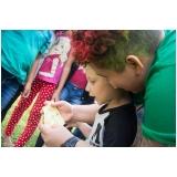 oficina infantil de reciclagem contratar Jardim Bonfiglioli