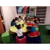 oficina infantil para eventos contratar Cotia