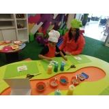 oficina infantil para shoppings contratar Casa Verde