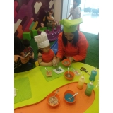 oficinas infantil para shoppings Jockey Club