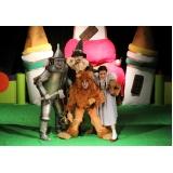 peça teatral infantil na escola Vila Matilde