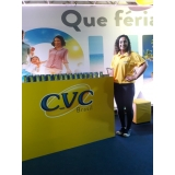 promotor para stand Campo Belo