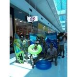 promotores para ação de verão Aeroporto