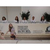quanto custa ação promocional de inauguração Jardim Paulista