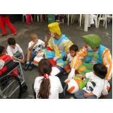 quanto custa animação para festa infantil São Sebastião