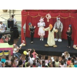 quanto custa apresentação de teatro infantil na escola Vila Mariana
