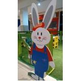 quanto custa contratar coelho de páscoa para eventos Embu das Artes