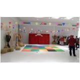 quanto custa empresa de recreação infantil para festas Cotia