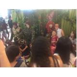quanto custa teatro para festa infantil Vila Formosa
