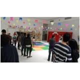 recreação e animação de festa infantil Jaguaré