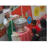 recreação infantil para evento Freguesia do Ó