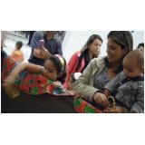 recreação infantil para eventos de empresas Santana de Parnaíba