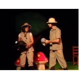 recreação infantil para festa de confraternização Água Rasa