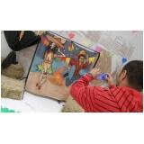 recreação infantil para festas em sp Cubatão