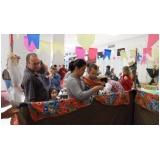 recreação para festa infantil em sp Embu das Artes