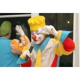 serviço de animação de festa infantil Perdizes
