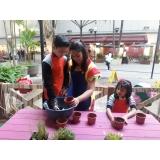 serviço de oficina de pintura infantil Casa Verde