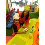 serviço de oficina infantil para shoppings Jardim São Paulo
