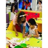 serviço de oficina recreativa infantil Vila Carrão