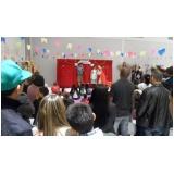 teatro empresa eventos Aricanduva
