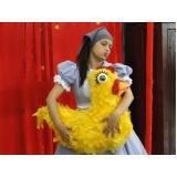 teatro infantil contratar Santana