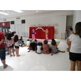 teatro infantil nas escolas Ubatuba