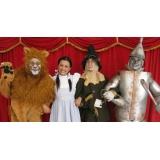 teatro infantil para aniversários Tatuapé