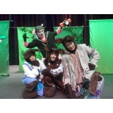 teatro infantil para contratar Campo Belo