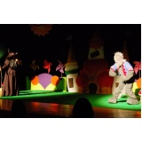 teatro infantil para evento Jockey Club
